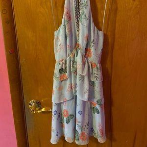 Floral dress, EXPRESS